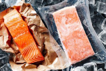 Los 5 pescados congelados imprescindibles si quieres mantener una dieta equilibrada.