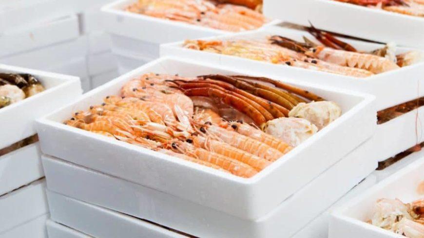 ¿Por qué escoger marisco congelado?